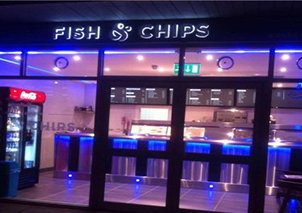Fish and Chip Shop – Refit
